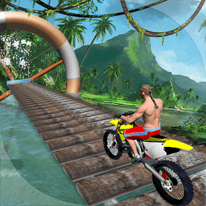 Stuntman Bike Race
