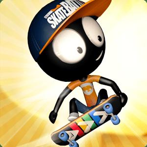 دانلود Stickman Skate Battle 2.2.1 بازی اسکیت سواری استیکمن اندروید