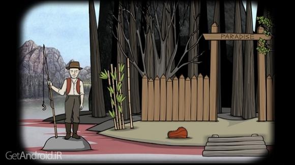 دانلود Rusty Lake Paradise 1.0.9 بازی دریاچه بهشت اندروید