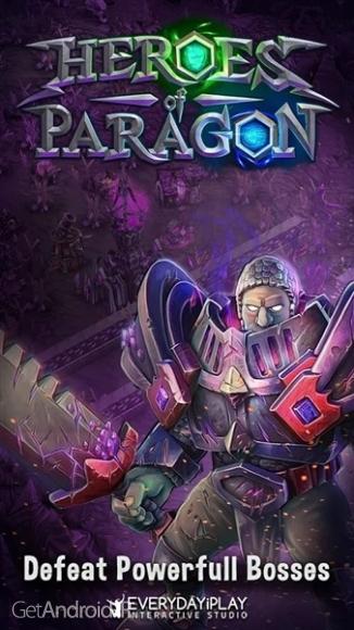 دانلود Heroes of Paragon 1.9 بازی قهرمانان پاراگون اندروید