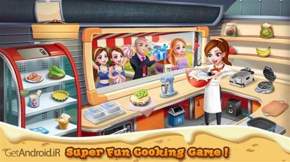 دانلود Rising Super Chef 2 : Cooking Game 2.3.1 بازی سرآشپز 2 اندروید