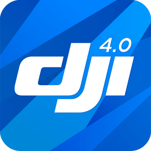 DJI GO 4--For drones since P4 icon