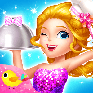 Princess Libby Restaurant Dash icon