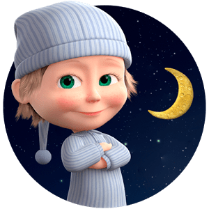 Masha and the Bear: Good Night! اندروید APK