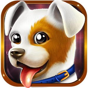 Lovely Pets Dog Town icon