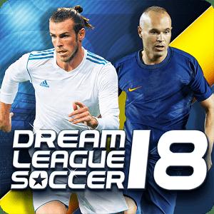 دانلود Dream League Soccer 2018 v5.064 بازی ورزشی لیگ فوتبال رویایی 2017 اندروید