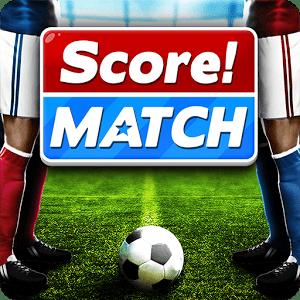 دانلود Score! Match 1.10 بازی فوتبال آنلاین برای اندروید