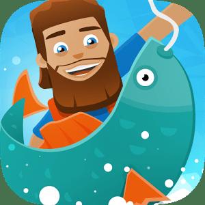دانلود Hooked Inc: Fisher Tycoon 1.4.6 بازی شبیه ساز ماهیگیری برای اندروید