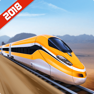 Euro Train Driver 3D: Russian Driving Simulator اندروید APK