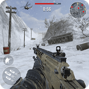 Rules of Modern World War Winter FPS Shooting Game APK