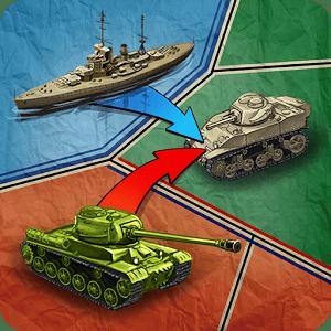 دانلود Strategy & Tactics: WW II v1.2.20 بازی استراتژیک جنگ جهانی دوم برای اندروید