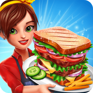 Food Truck - The kitchen Chef's Cooking Game icon