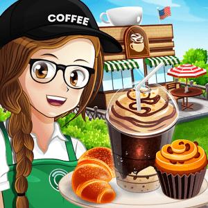 دانلود Cafe Panic: Cooking Restaurant 1.8.2 بازی مدیریت کافی شاپ اندروید