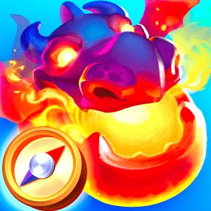 دانلود Draconius GO: Catch a Dragon! 1.8.11808 بازی اژدها اندروید