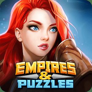 دانلود Empires & Puzzles: RPG Quest 1.12.3 بازی امپراطوری ها و پازل ها اندروید