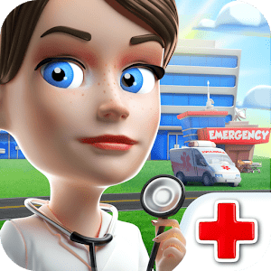Dream Hospital - Hospital Simulation Game icon