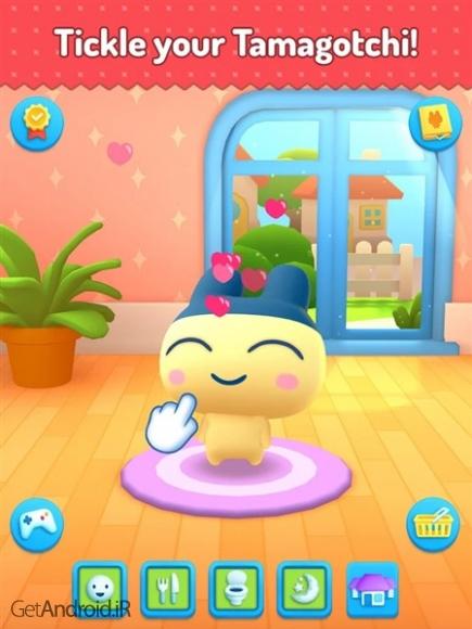 دانلود My Tamagotchi Forever 1.7.0.1342 بازی تاماگوچی اندروید