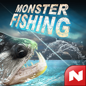 Monster Fishing 2018 icon