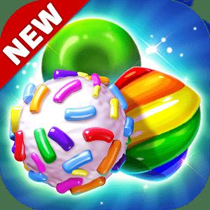 دانلود Sweet Road – Cookie Rescue 5.9.2 بازی پازل حذف آب نبات برای اندروید