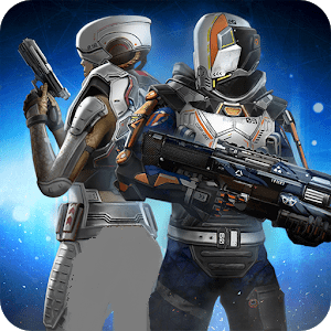 Destiny Warfare: space scifi online shooter (Unreleased) icon