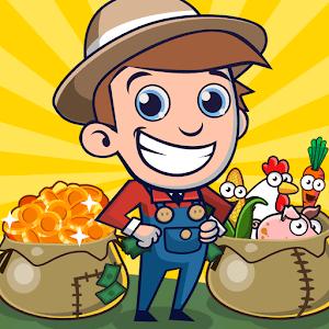 دانلود Idle Farming Empire 1.12.0 بازی کشاورزی اندروید