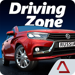 Driving Zone: Russia اندروید APK