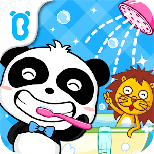 Healthy Little Baby Panda اندروید APK