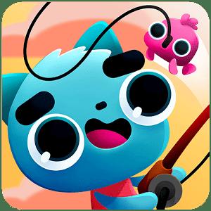 دانلود CatFish 1.0.30 بازی ماهیگیری کودکانه اندروید