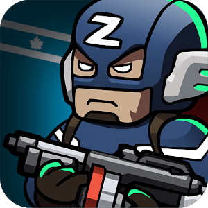 Captain Zombie : Shooting Game icon