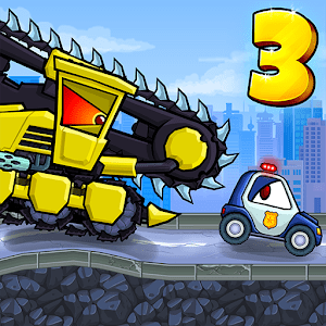 Car Eats Car 3 – Racing Game اندروید APK