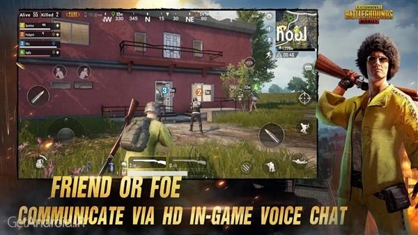 دانلود پابجی موبایل PUBG Mobile v1.6.0 بهترین بازی تیراندازی برای اندروید