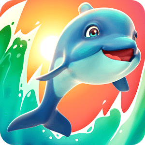 Dolphy Dash - Adventure in Water World icon