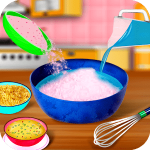 Kids in the Kitchen - Cooking Recipes اندروید APK
