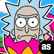 دانلود Pocket Mortys 2.4.11 بازی شبیه سازی مورتی ها اندروید