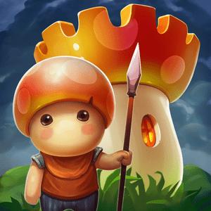 دانلود Mushroom Wars 2 v2.4.0 بازی نبرد قارچ ها 2 اندروید