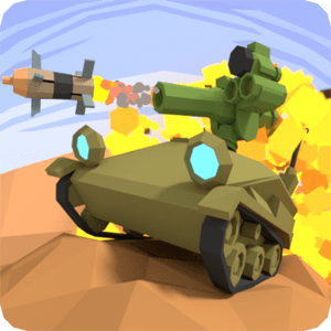 IronBlaster : Online Tank Battle icon
