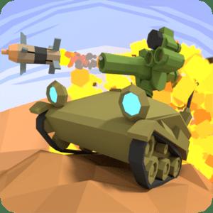 دانلود IronBlaster : Online Tank Battle 1.6.0 بازی استراتژیک تانک برای اندروید