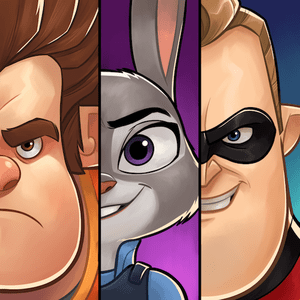 Disney Heroes: Battle Mode icon