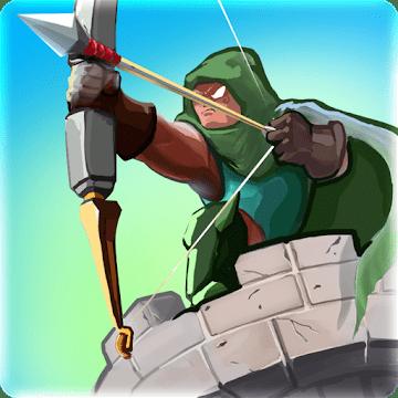 دانلود King of Defense_The Last Defender 1.3.3 جدیدترین بازی برج دفاعی اندروید
