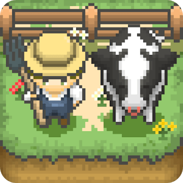 Tiny Pixel Farm - Simple Farm Game اندروید APK