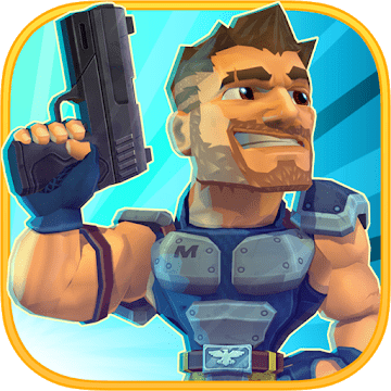 Major Mayhem 2 - Action Arcade Shooter اندروید APK