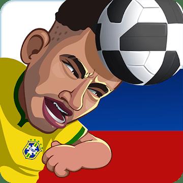 دانلود Head Soccer Russia Cup 2018 v4.1.1 بازی فوتبال جام جهانی روسیه 2018 اندروید