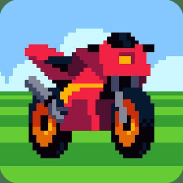 دانلود Retro Highway 1.0.15 بازی موتور سواری در اتوبان اندروید