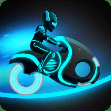 دانلود Bike Race Game: Traffic Rider Of Neon City 3.62 بهترین بازی مسابقات موتور سواری اندروید