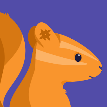 Squirrel – Group chat. Organized.