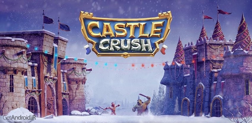Castle Crush: Clash in Free Strategy Card Games