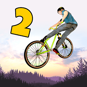 Shred! 2 - Freeride Mountain Biking icon