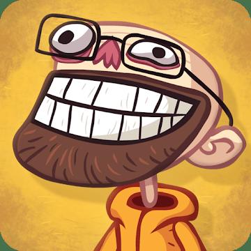 دانلود Troll Face Quest TV Shows 1.4.1 بازی ترول با کاراکتر بازیگران سریال های تلوزیونی اندروید