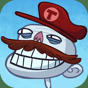 دانلود Troll Face Quest Video Games 1.5.1 بازی ترول کاراکترهای گیم اندروید