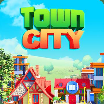 دانلود Town City 1.1.1 بازی شهرسازی برای اندروید با حجم کم